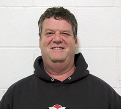 Owen Sound Jr B Northstars Lacrosse Team Coach Keith Peer